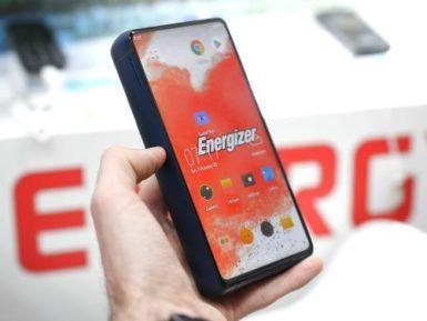 Energizer lanza su propio smartphone