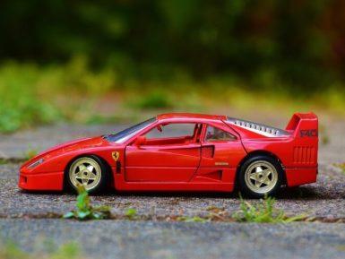 72 años de Ferrari: los 5 mejores autos