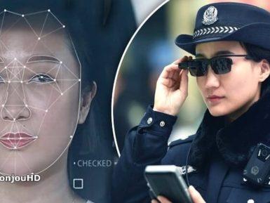El sistema de reconocimiento facial de China