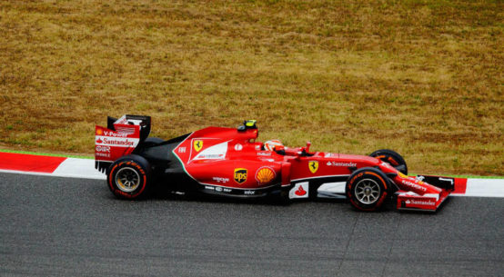 Carreras de coche de Formula 1