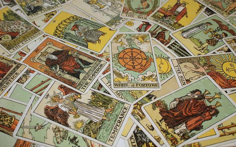 místico mundo Tarot
