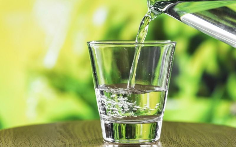 Agua para oficina