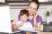 Ayuda a la madre trabajadora