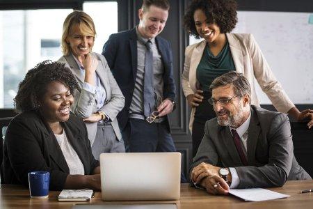grupos profesionales de una empresa