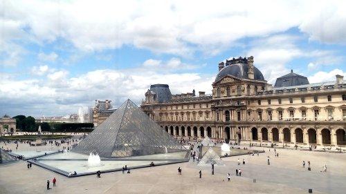 Visita Museo del Louvre