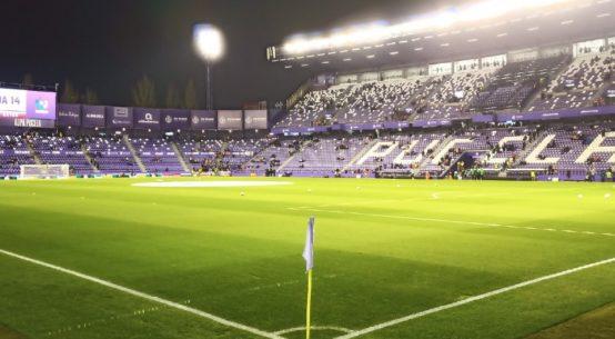 Estadio José Zorrilla de Valladolid