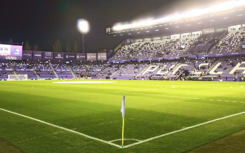 Estadio José Zorrilla de Valladolid