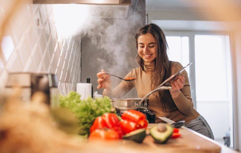 Comer de forma saludable y en poco tiempo