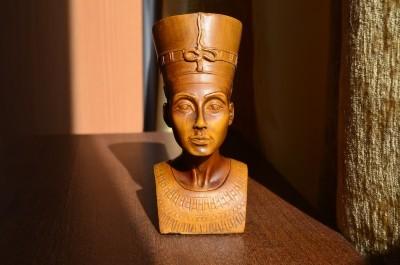 Busto egipcio