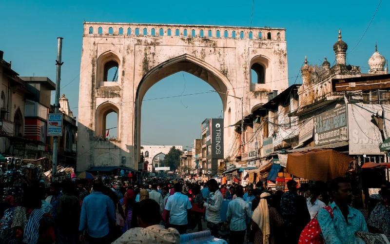 Nueva ola de COVID-19 en la India