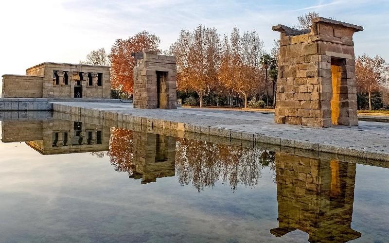 Presencia del Antiguo Egipto en España